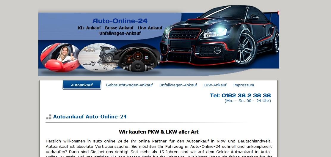 Autoankauf Detmold : Wir kaufen Ihr Auto sofort