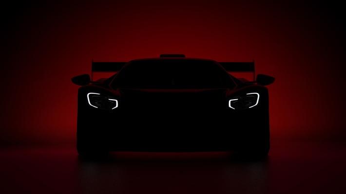 Ford informiert über Neuigkeiten zum Supersportwagen Ford GT
