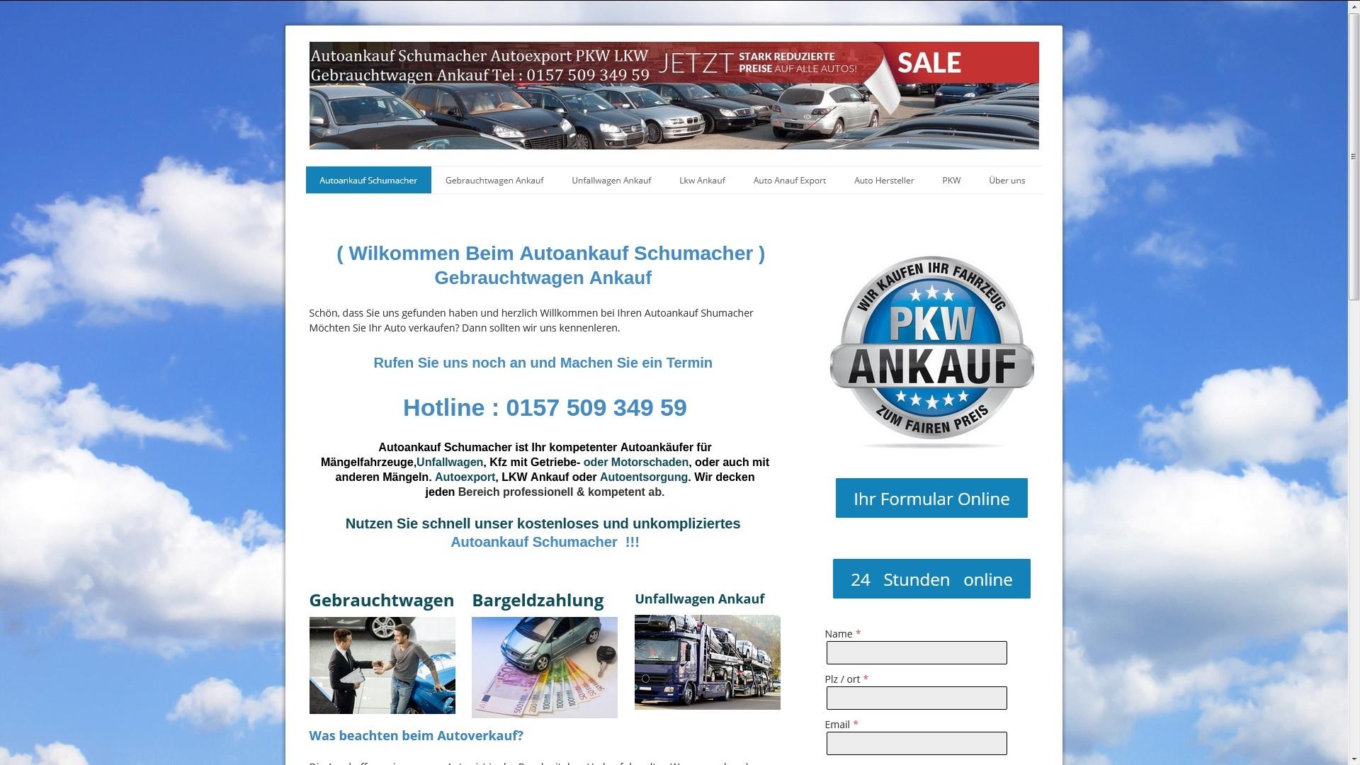 Autoankauf in Dortmund - Auto verkaufen in Dortmund